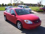 2007 Victory Red Chevrolet Cobalt LS Sedan #1621962