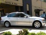 2003 Titanium Silver Metallic BMW 3 Series 325i Sedan #16333272