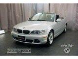 2006 Titanium Silver Metallic BMW 3 Series 325i Convertible #16318259