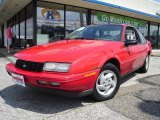1996 Chevrolet Beretta Standard Model Data, Info and Specs