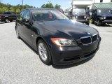 2008 Jet Black BMW 3 Series 328i Sedan #16386915