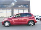2007 Inferno Red Crystal Pearl Chrysler PT Cruiser  #16334218