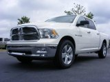 2009 Stone White Dodge Ram 1500 Big Horn Edition Crew Cab #16383322