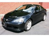 2006 Nighthawk Black Pearl Acura RSX Sports Coupe #16447092