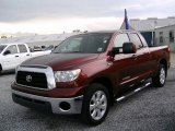 2007 Salsa Red Pearl Toyota Tundra SR5 Double Cab #16467170