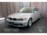 2006 Titanium Silver Metallic BMW 3 Series 325i Coupe #16441866