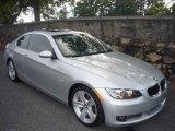 2007 Titanium Silver Metallic BMW 3 Series 335i Coupe #16467209