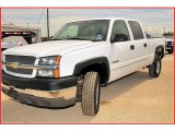 2003 Chevrolet Silverado 2500HD Crew Cab Data, Info and Specs
