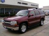 2004 Sport Red Metallic Chevrolet Tahoe LT #16467204