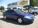 2006 Laser Blue Metallic Chevrolet Impala SS #16448128