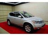 2007 Brilliant Silver Metallic Nissan Murano SL #16449325