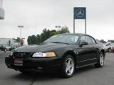 1999 Black Ford Mustang GT Coupe #16454139