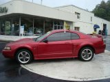 2003 Redfire Metallic Ford Mustang GT Coupe #16474942