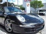 2005 Black Porsche 911 Carrera Cabriolet #1646196