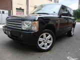 2005 Java Black Pearl Land Rover Range Rover HSE #16472314