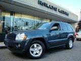 2006 Steel Blue Metallic Jeep Grand Cherokee Laredo 4x4 #16453733