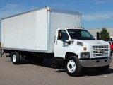 2007 Chevrolet C Series Kodiak C7500 Commercial Cargo Moving Truck Data, Info and Specs