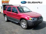 2006 Redfire Metallic Ford Escape XLT V6 4WD #16447150