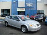 2007 Ultra Silver Metallic Chevrolet Cobalt LS Coupe #16450871