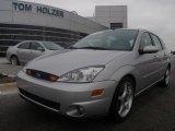 2003 CD Silver Metallic Ford Focus SVT Hatchback #1647011