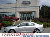 2010 Brilliant Silver Metallic Ford Fusion SE #16443183
