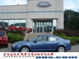 2010 Sport Blue Metallic Ford Fusion SE #16443185