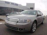 2008 Vapor Silver Metallic Lincoln MKZ Sedan #1647007