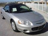 2003 Bright Silver Metallic Chrysler Sebring LX Convertible #1644771