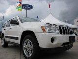 2006 Stone White Jeep Grand Cherokee Laredo #16540474
