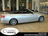 2007 Titanium Silver Metallic BMW 3 Series 328i Convertible #16579222
