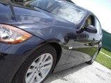 2007 Monaco Blue Metallic BMW 3 Series 328i Sedan #16577820