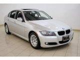 2009 Titanium Silver Metallic BMW 3 Series 328xi Sedan #16579799