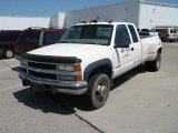1998 Chevrolet C/K 3500 K3500 Cheyenne Extended Cab 4x4 Data, Info and Specs