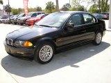 1999 Jet Black BMW 3 Series 328i Sedan #165920