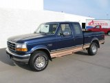 1995 Ford F150 Eddie Bauer Extended Cab 4x4 Data, Info and Specs