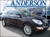 2009 Dark Crimson Metallic Buick Enclave CXL AWD #16578038
