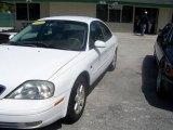2000 Vibrant White Mercury Sable LS Premium Sedan #16577797