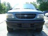 1997 Medium Willow Metallic Ford Explorer Sport 4x4 #16578375