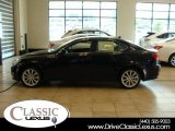 2008 Black Sapphire Pearl Lexus IS 250 AWD #16579271