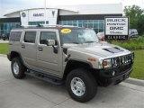 2003 Pewter Metallic Hummer H2 SUV #16581082