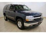 2005 Dark Blue Metallic Chevrolet Tahoe Z71 4x4 #16580627