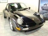 1998 Porsche 911 Black Metallic