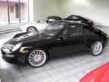 2008 Black Porsche 911 Carrera S Coupe #1661873