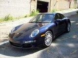 2008 Midnight Blue Metallic Porsche 911 Carrera S Coupe #1661877