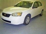 2008 White Chevrolet Malibu Classic LS Sedan #16578412