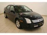 2008 Black Ebony Ford Fusion SE V6 #16580071