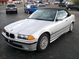 1998 Arctic Silver Metallic BMW 3 Series 328i Convertible #16681913