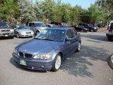 2003 Steel Blue Metallic BMW 3 Series 330i Sedan #16688641
