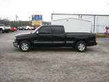 2002 Onyx Black Chevrolet Silverado 1500 LT Extended Cab #16682434