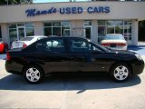 2007 Black Chevrolet Malibu LT Sedan #16684160